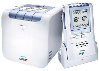 Радионяня Philips AVENT SCD-535 - Общий вид