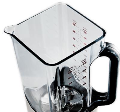 Блендер стационарный Bork B800 - чаша