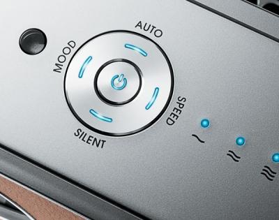 Очиститель воздуха Bork A800 - вид спереди
