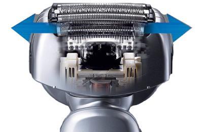 Электробритва Panasonic ES-LA83 - бритвенная головка