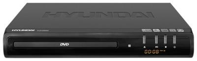 DVD-плеер Hyundai H-DVD5003 Black - общий вид