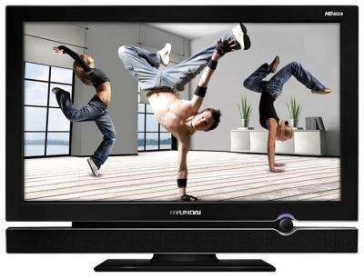 Телевизор Hyundai H-LCD3217 - общий вид