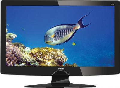 Телевизор BBK LT2428S - вид спереди