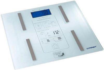 Напольные весы электронные First TZSS01 - общий вид