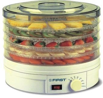 Сушка для овощей и фруктов First TZD-10 - общий вид