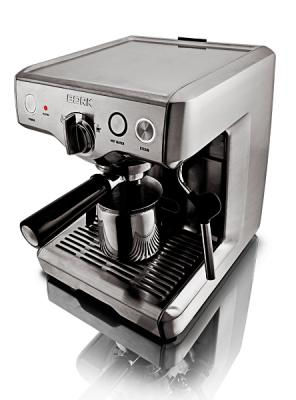 Кофеварка эспрессо Bork C800 (CM EMN 9922 BK) - вид сверху