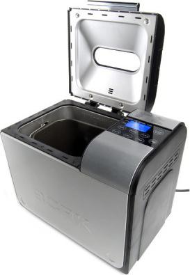Хлебопечка Bork X500 - с открытой крышкой