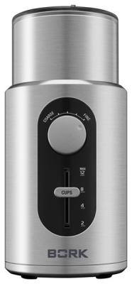Кофемолка Bork CG700 (CG MGN 9227 SI) - вид спереди