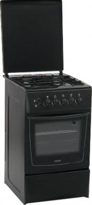 Кухонная плита Nord ПГ4-200-7А (BK) - общий вид