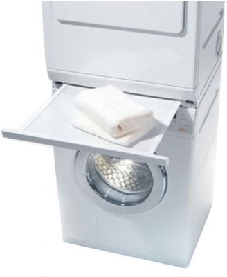 Монтажный комплект для сушильной машины Siemens WZ 20300 - соединение сушки и стиральной машины