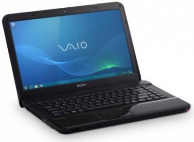 Ноутбук Sony VAIO VPCEA4M1R/BJ - повернут