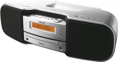 Магнитола Sony ZS-S50CP - общий вид