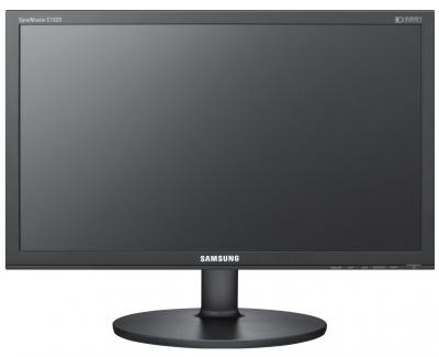 Монитор Samsung SyncMaster E1920NW (LS19CLNSB/EN) - вид спереди