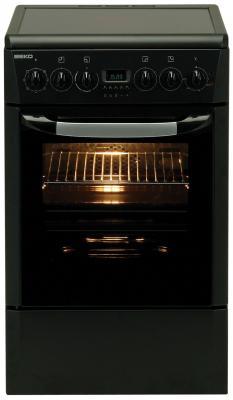 Кухонная плита Beko CE 58200 C - вид спереди