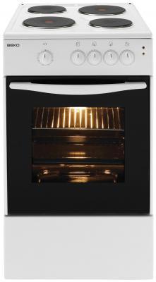 Кухонная плита Beko CS 56002 - вид спереди