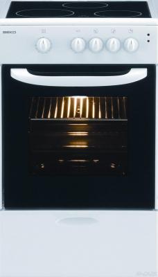 Кухонная плита Beko CS 47100 - вид спереди