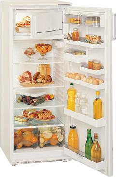 Холодильник с морозильником ATLANT МХ 365-00 - общий вид