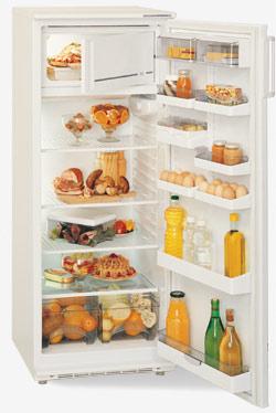 Холодильник с морозильником ATLANT МХ 367-00 - общий вид