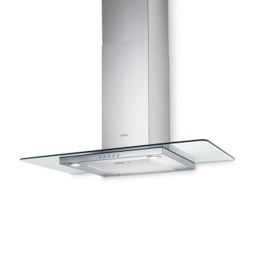 Вытяжка Т-образная Elica Flat Glass IX/A/90 - вид спереди