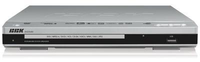 DVD-плеер BBK DV234SI - общий вид
