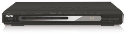 Dvd-плеер BBK DV630SI Black - общий вид