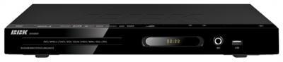 DVD-плеер BBK DV438SI Black - общий вид