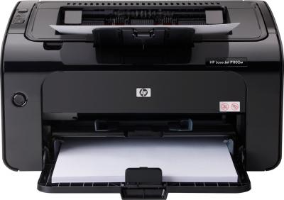 Принтер HP LaserJet Pro P1102w (CE657A) - общий вид