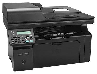 Мфу HP LaserJet Pro M1212nf MFP - общий вид