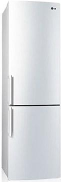 Холодильник с морозильником LG GA-B489 BVCA - Вид спереди