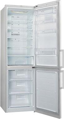 Холодильник с морозильником LG GA-B489 BVCA - общий вид