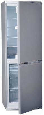 Холодильник с морозильником ATLANT ХМ 4012-080 - в полуоткрытом виде