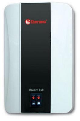 Проточныйводонагреватель Thermex Stream 500 (белый) - общий вид