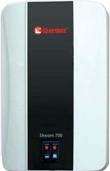 Проточныйводонагреватель Thermex Stream 700 (белый) - общий вид