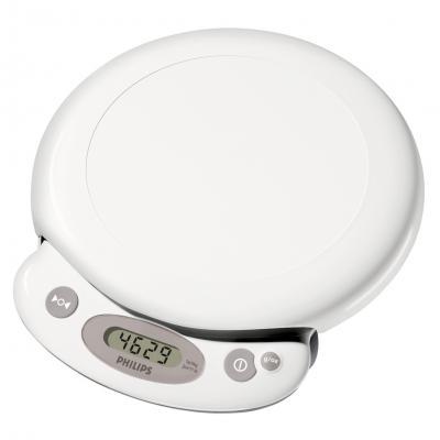Кухонные весы Philips HR2393/01 - вид сверху