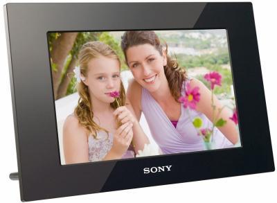 Цифровая фоторамка Sony DPF-D710 - общий вид