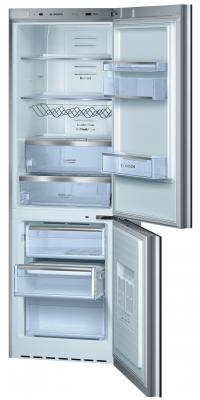 Холодильник с морозильником Bosch KGN36S51 - общий вид