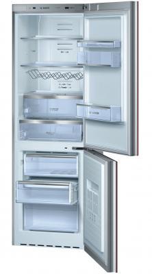 Холодильник с морозильником Bosch KGN36S55 - общий вид