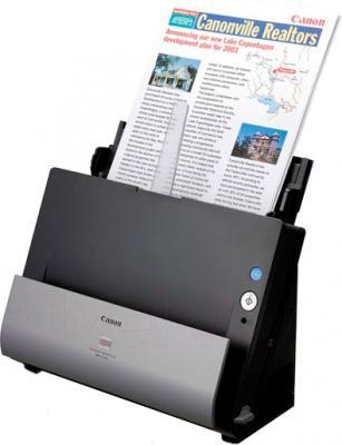 Протяжный сканер Canon DRC125 - общий вид