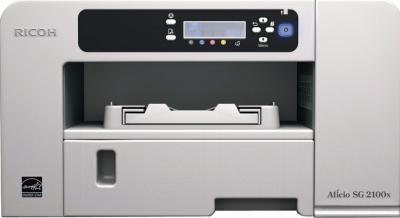 Принтер Ricoh SG 2100N - в открытом виде