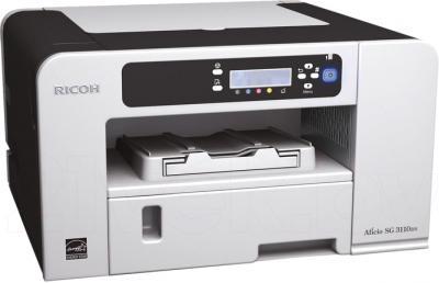 Принтер Ricoh SG 3110DN - общий вид