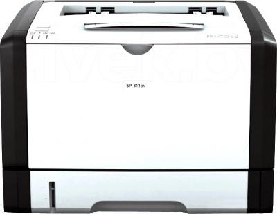Принтер Ricoh SP 311DN - общий вид