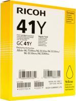 Тонер-картридж Ricoh Toner 405764 (Yellow) -