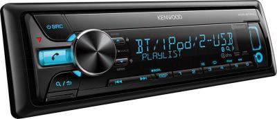 Автомагнитола Kenwood KDC-BT44U - вид сбоку