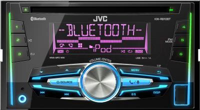 Автомагнитола JVC KW-R910BT - общий вид