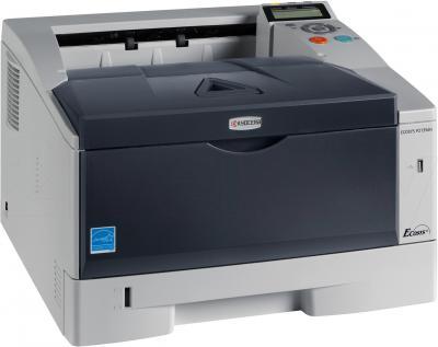 Принтер Kyocera Mita P2135DN  - вид в проекции