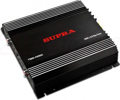 Автомобильный усилитель Supra TBS-A2160 - общий вид