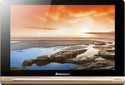 Планшет Lenovo Yoga Tablet 10 HD+ B8080 16GB 3G (59412195) - фронтальный вид