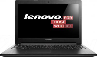 Ноутбук Lenovo G505S (59409773) - фронтальный вид