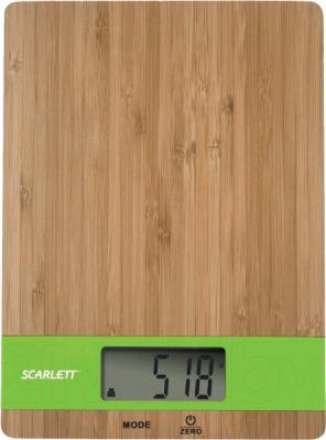Кухонные весы Scarlett SC-KS57PO1GR - общий вид