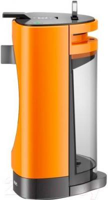 Капсульная кофеварка Krups KP110F10 - вид сбоку